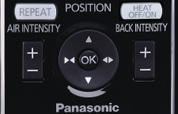 Panasonic EP-MA70 Remote